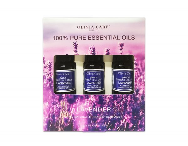 LAVENDER ESSENTIAL OILS